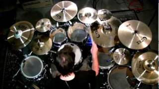 Cobus - Blink-182 - Up All Night (Drum Cover) [HD]