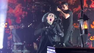 Motionless In White  ( Undead Ahead 2: The Tale Of The Midnight Ride ) Live 2019
