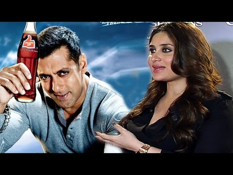 Kareena Kapoor REACTS To Salman Khan's REMOVAL From Thums Up Ambassador