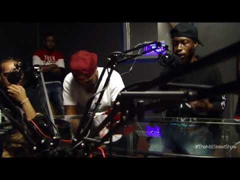 PRODUKT Live Radio freestyle