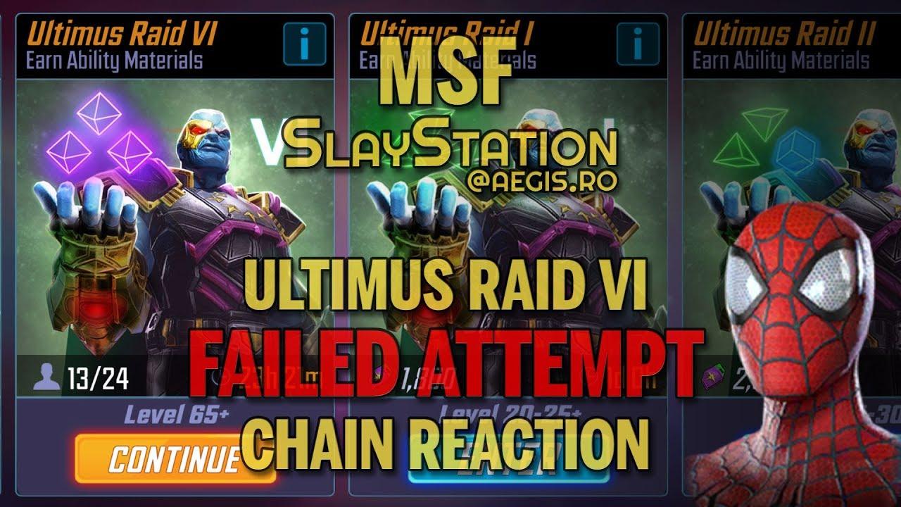 Ultimus Raid VI (Level 65 Raid Guide) | | Ægis