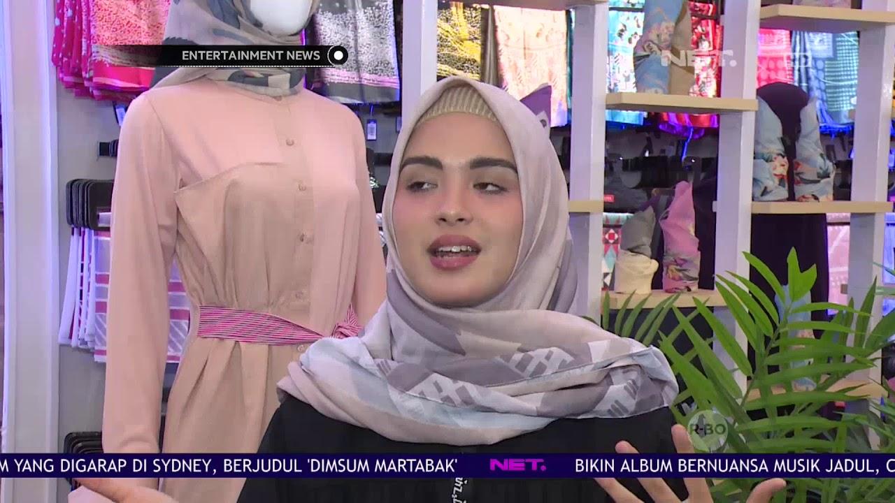 Gaya Berbusana Hijab Ala Vebby Palwinta Youtube
