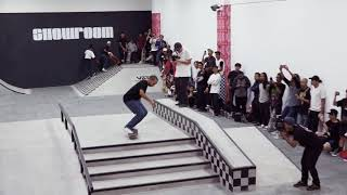 Vans Chima Pro 2 Wear Test at Showroom The Backdoor Skatepark