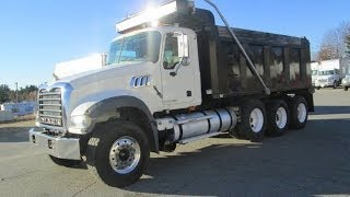 Used Mack Dump Trucks | Used Mack Sleeper Truck