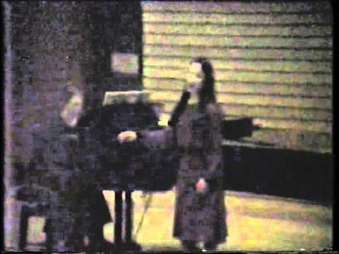1982: Semi Finalist. Semi-Finals, Marianne Mathy Scholarship, NSW State Conservatorium of Music (5)