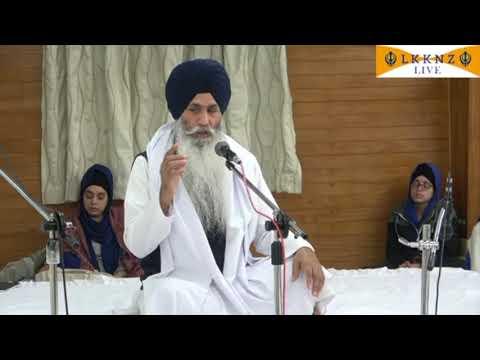 Katha June 1 2019 Gurdwara Sahib Otahuhu New Zealand - Bhai Sahib Singh Ji Canada Wale