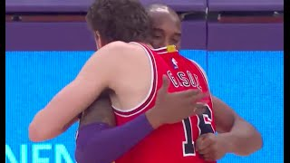 Kobe Bryant to Pau Gasol thumbnail