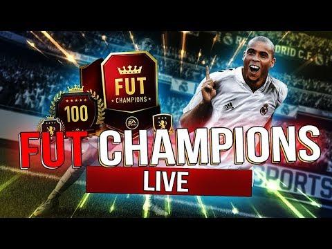 FUT CHAMPIONS IN LIVE!!! ATTUALMENTE ( 7 W - 4 L )