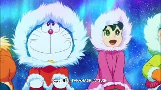 Phim Doraemon: Nobita Và Chuyến Thám Hiểm Nam Cực Kachi Kochi - Trailer (Lồng tiếng)