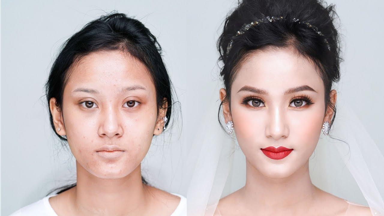 Sexy Bridal Makeup Look – Trang Điểm Cô Dâu Quyến Rũ Cho Tiệc Tối | Khái quát các nội dung về tóc phẩy light nữ chuẩn nhất