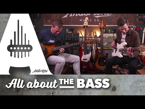 What's the Best Bass Leo Fender Ever Made? Fender, Music Man and G&L