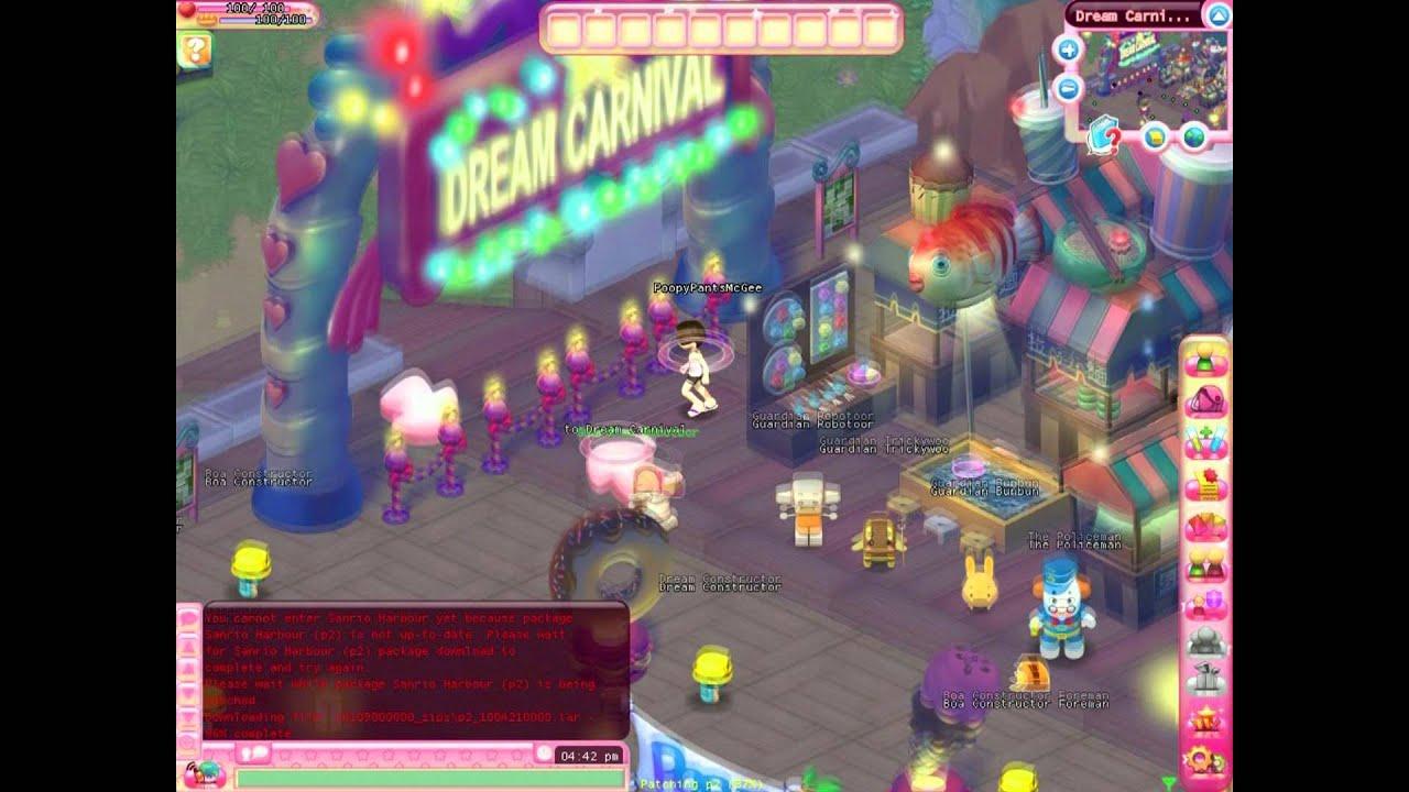 Hello Kitty Online Island Adventure Sh Ts N Gigs Ep 1 Youtube