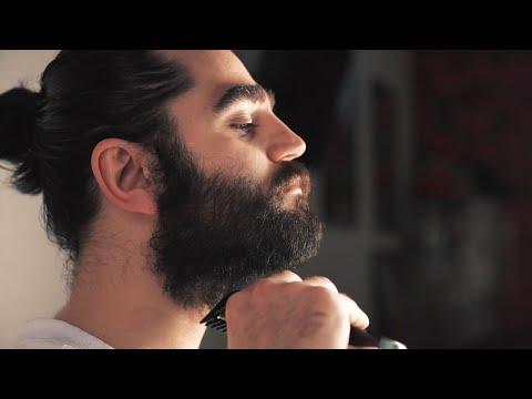 Вопрос: Как подстричь бороду?