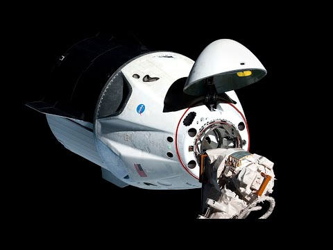 SpaceX Crew Dragon Docking | Crew-2 Astronauts Arrive at the International Space Station