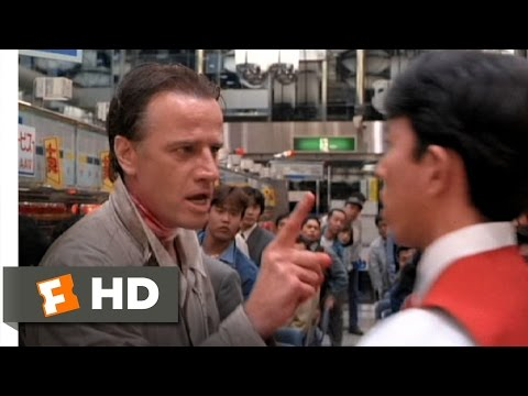 The Hunted (5/9) Movie CLIP - Casino Escape (1995) HD