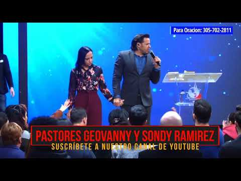 Nadie Podra Matar Tu Proposito En Dios  Pastores Geovanny Y Sondy Ramirez