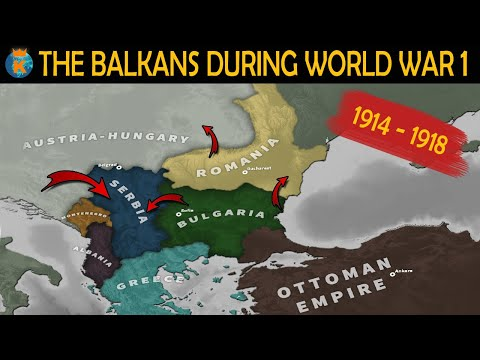 The Third Balkan War - Explained in 20 minutes | Balkans during WW1