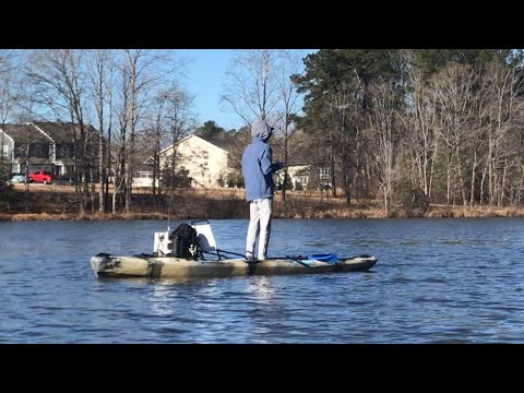Field And Stream Eagle Talon 12 Kayak Review