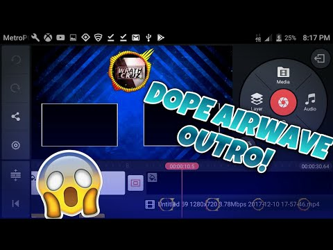 how-to-make-a-dope-airwave-outro-using-intro!