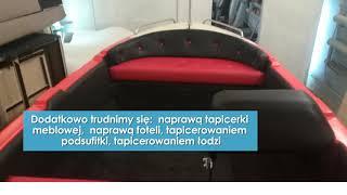 Tapicerstwo samochodowe renowacja foteli meble jachtowe Sorkwity Adrian Sobczyk Usługi Tapicerskie