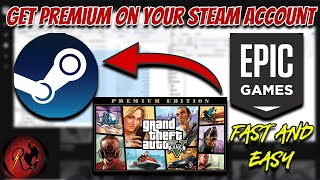How To Transfer Gta V Premium From Epicgames To Your Steam Account Fast And Easy Tutorial 2020 Youtube
