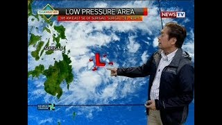 BP: Weather update as of 4:28 p.m. (January 1, 2017)