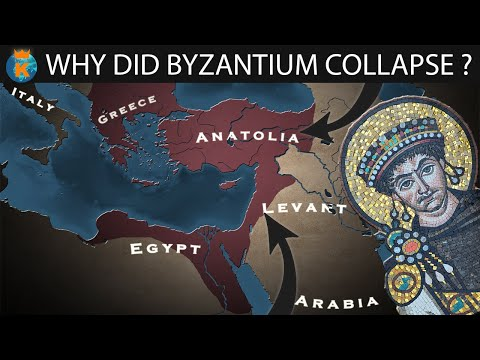 Why Did The Byzantine Empire Collapse?