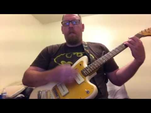 Mark Schultz I Am Cover By Jeremy Thorp