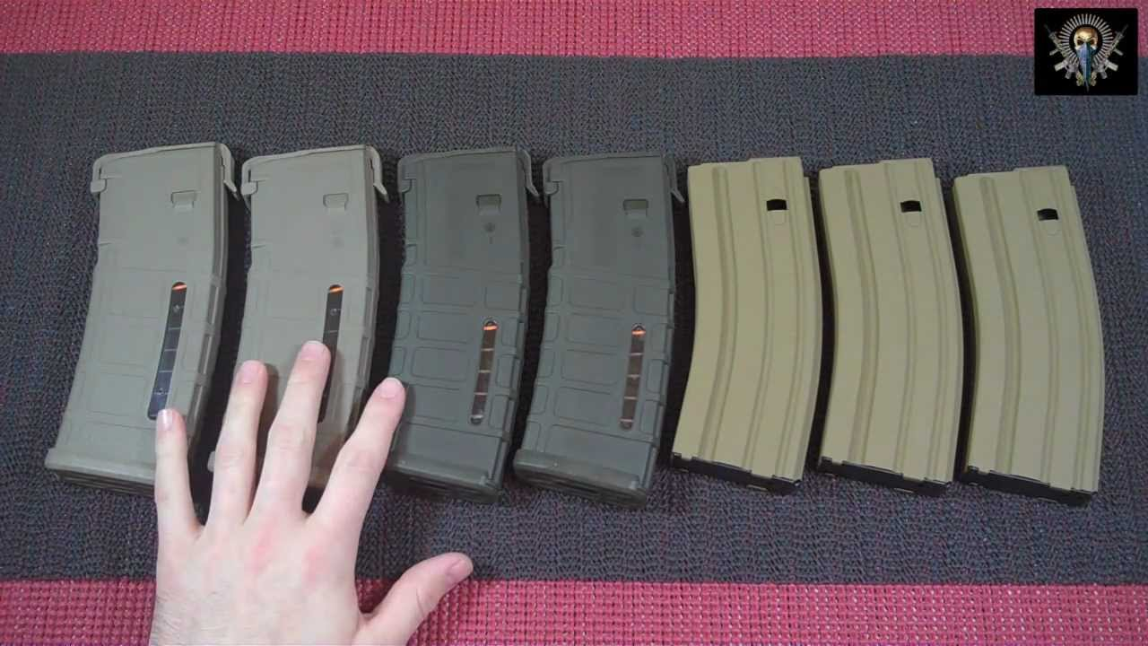 AR-15 Magazines Review - YouTube