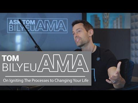 Tom Bilyeu Live Stream