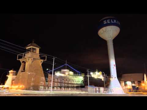 Selkirk, MB January 30th, 2016 Time Lapse