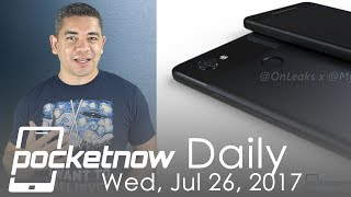 iPhone 8 power button Touch ID debunked, Google Pixel 2 renders & more   Pocketnow Daily