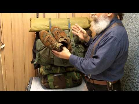 molle ii medium rucksack assembly instructions