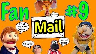 FAN MAIL #9 | Jeffy, Mr. Goodman, Black Yoshi |