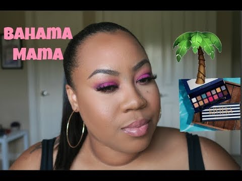 GRWM⎮Bahama Mama: ABH Riviera Makeup Palette! thumbnail