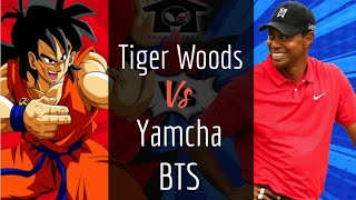 Tiger VS Yamcha