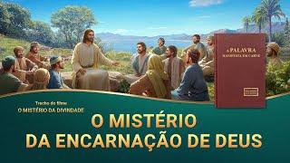 """Filme evangélico """"O mistério da divindade"""" Trecho 3 – O mistério da encarnação de Deus"""