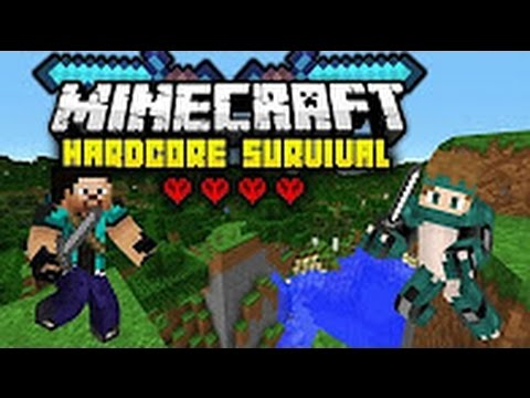 Minecraft Hardcore [EESTI KEELES] Episood 2 - Uus algus