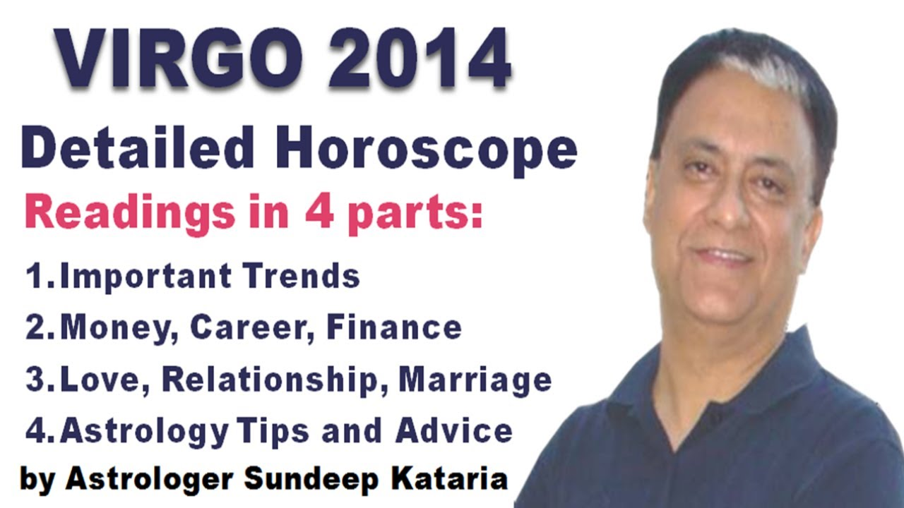 2014 VIrgo Horoscope D...
