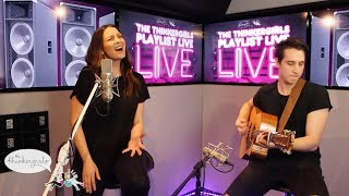 Ricki-Lee - 'Girls Just Wanna Have Fun' (LIVE Acoustic Cover)
