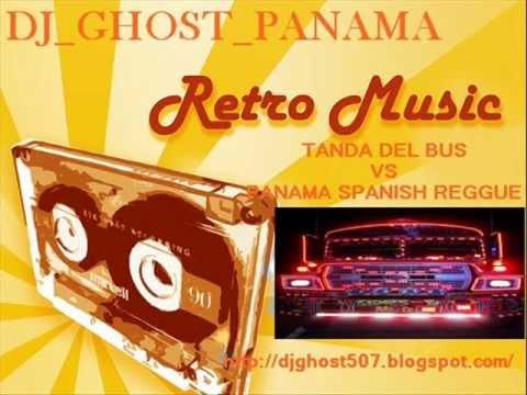 TANDA DEL BUS VS  RETRO SPANISH REGGUE