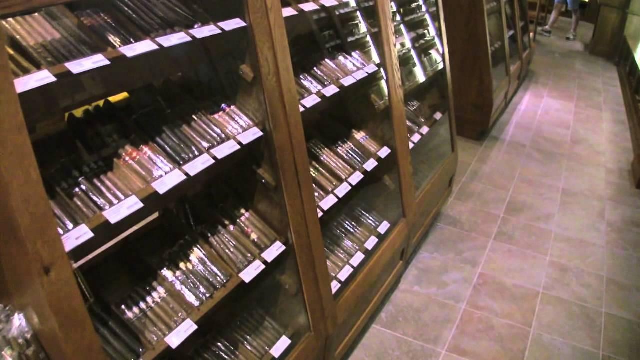 Famous Smoke Shop Tour - YouTube