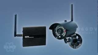 ELRO Camera set met digitale recorder - C960DVR NL