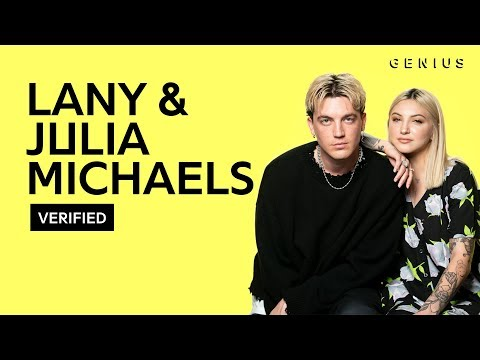 "LANY & Julia Michaels ""okay"" Official Lyrics & Meaning 