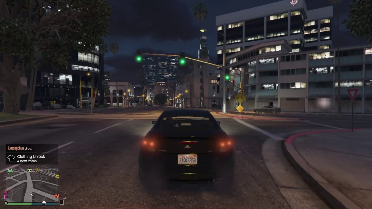 HOW TO ENABLE VOICE CHAT IN GTA 5 Grand Theft Auto V