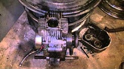 How to & Information on Unseizing Moped Engines
