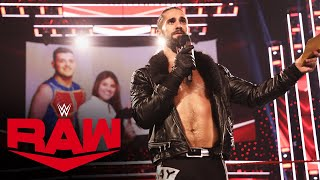 Has Seth Rollins driven a wedge between The Mysterios?: Raw, Sept. 21, 2020