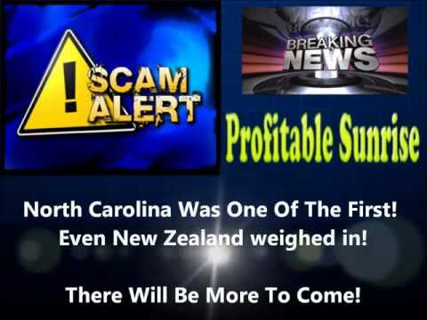 Profitable Sunrise Scam - NEW SEC ACTION! - Updates, News & FACTS   NJF GLobal & Inter Reef