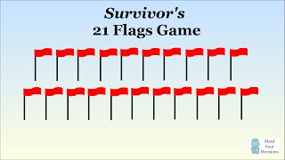 Can You Solve The 21 Flags Game From Survivor?