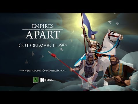 Empires Apart - Trailer   ||   Out on March 29th!